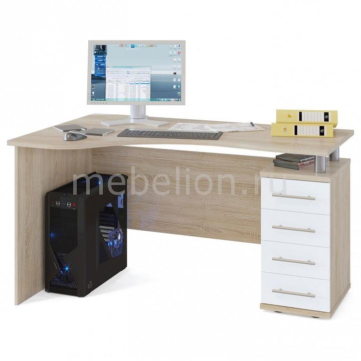 Стол письменный Стрейт-1 КСТ-104.1П