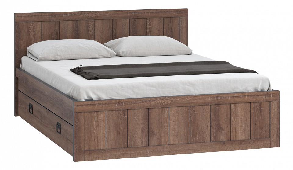 Купить Кровать полутораспальная №3 Эссен, WoodCraft, Россия