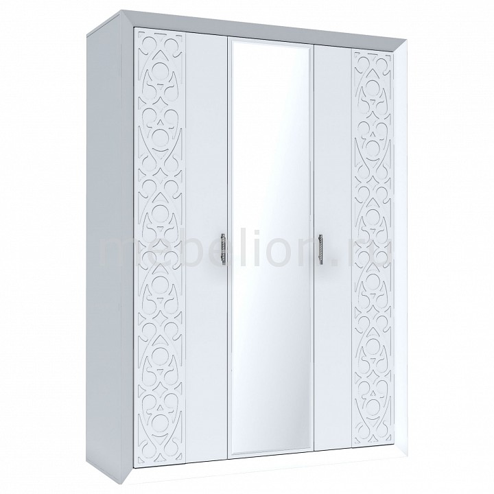 Шкаф платяной Сильва Адель НМ 014.69-01