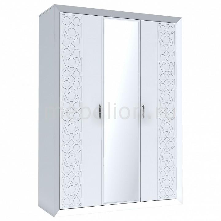 Шкаф платяной Адель НМ 014.69-01