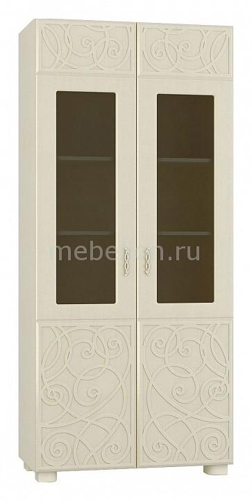 Шкаф-витрина Компасс-мебель Легенда ЛГ-07 laura biagiotti laura rose туалетные духи тестер 75 мл