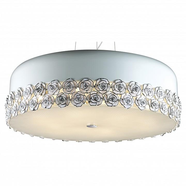 Подвесной светильник Odeon Light Rosera 2756/9 потолочный светильник odeon light rosera 2756 9c