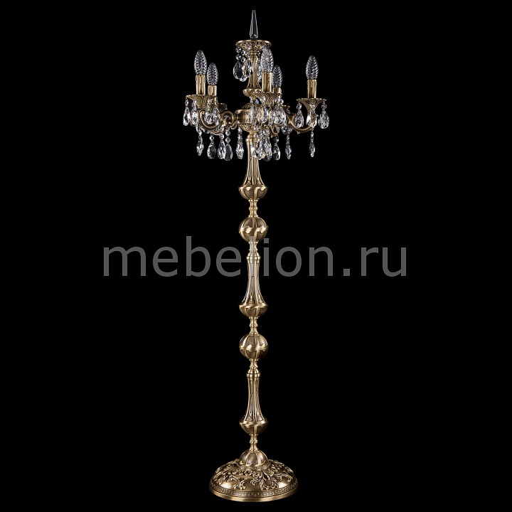 Торшер Bohemia Ivele Crystal 7000/5/125-134/A/FP 7000