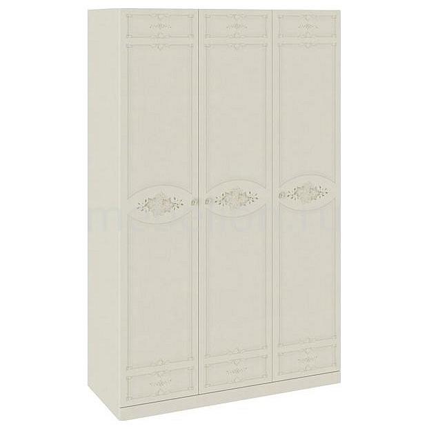 Шкаф платяной Лорена СМ-254.43.002