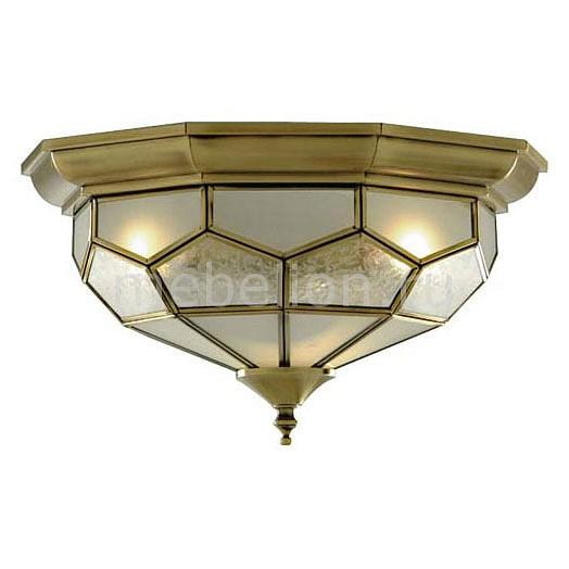 Накладной светильник Arte Lamp A7833PL-2AB Hall