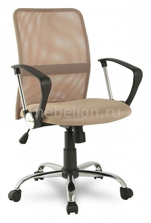 Кресло компьютерное College College H-8078F-5/Be кресло college h 8078f 5 ткань офисное крестовина хромированный металл подлокотники пластик коричневый