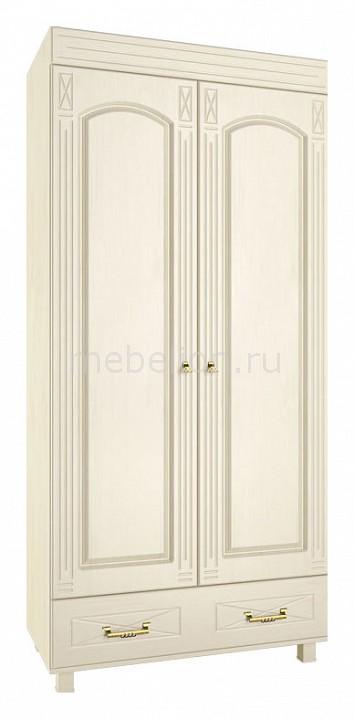 Шкаф платяной Компасс-мебель Элизабет ЭМ-6 шкаф витрина компасс мебель элизабет эм 4