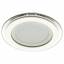 Встраиваемый светильник Raggio A4112PL-1WH