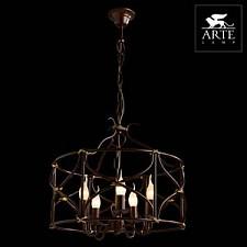Подвесная люстра Arte Lamp A8959SP-5BR Bellator