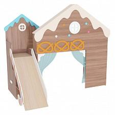Стенка для детской Пряничный домик  MKD-001