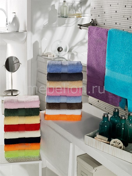 Набор полотенец для ванной Arya Полотенца для лица Miranda AR_F0002402_15 полотенца arya полотенце poly цвет экрю 30х30 см 4 шт