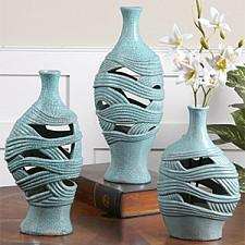 Набор из 3 ваз настольных Glesig 19692