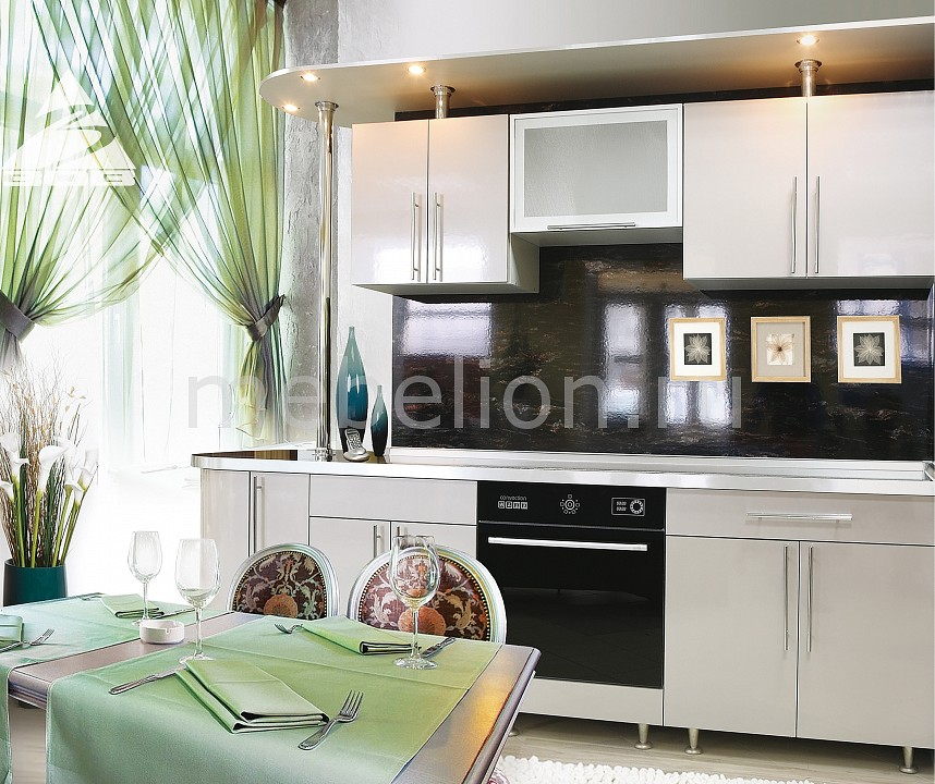Кухонный гарнитур Платина