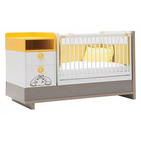 Кровать для новорожденных New Joy