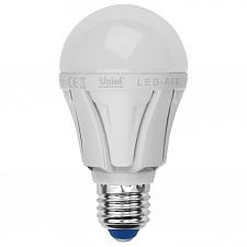 Лампа светодиодная E27 220В 9Вт 4500K LEDA609WNWE27FRALP01WH