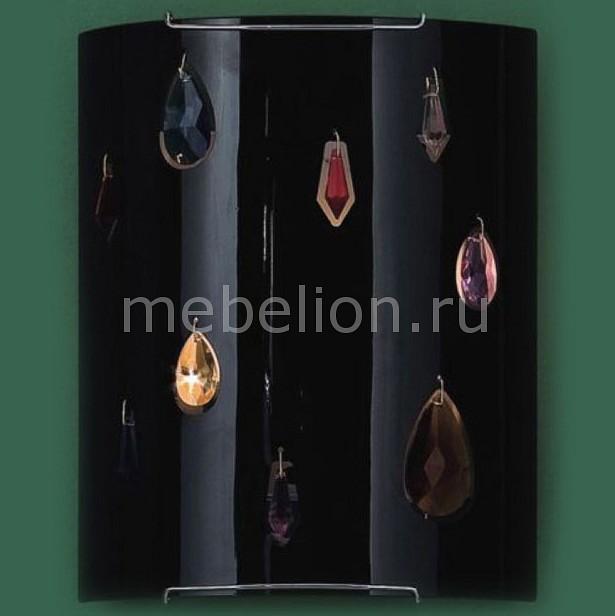 Накладной светильник Оникс Черный 922 CL922332, Citilux, Дания  - Купить