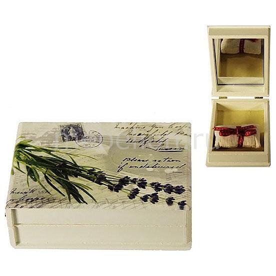 Шкатулка для украшений Акита (12х8.5 см) Прованс-AKI HL227C шкатулка для украшений акита 12х8 5 см прованс aki hl227c