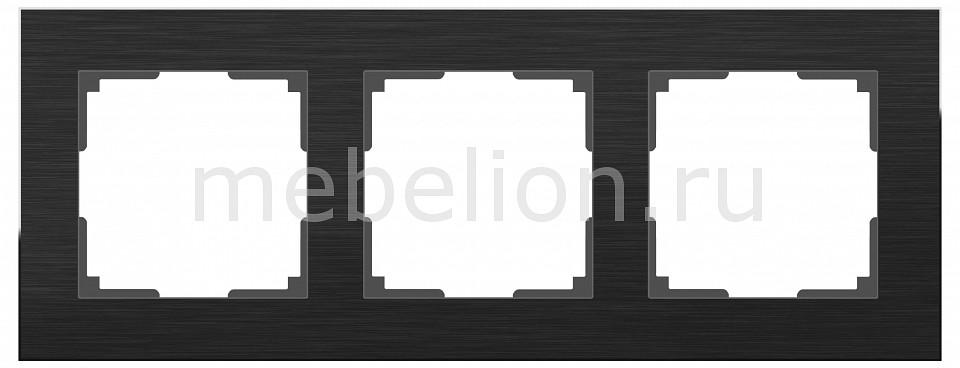 Рамка на 3 поста Werkel a039118 рамка на 3 поста werkel a037684