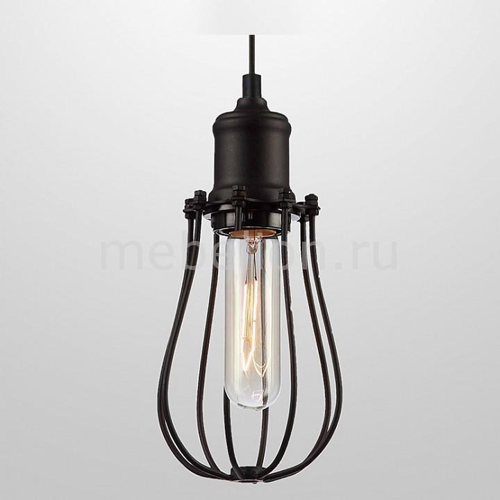 Купить Подвесной светильник 50064/1 черный, Eurosvet, Китай