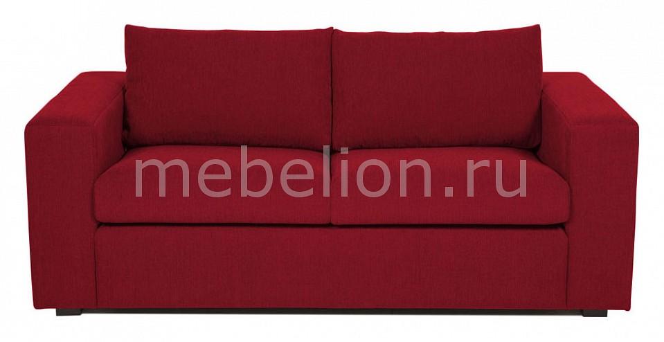 Диван-кровать Bella Ткань Haiti-Бургундия mebelion.ru 63900.000