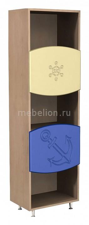 Стеллаж комбинированный Капитошка ДК-2