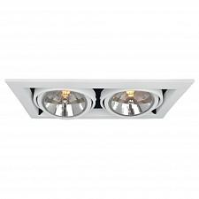 Встраиваемый светильник Cardani A5935PL-2WH