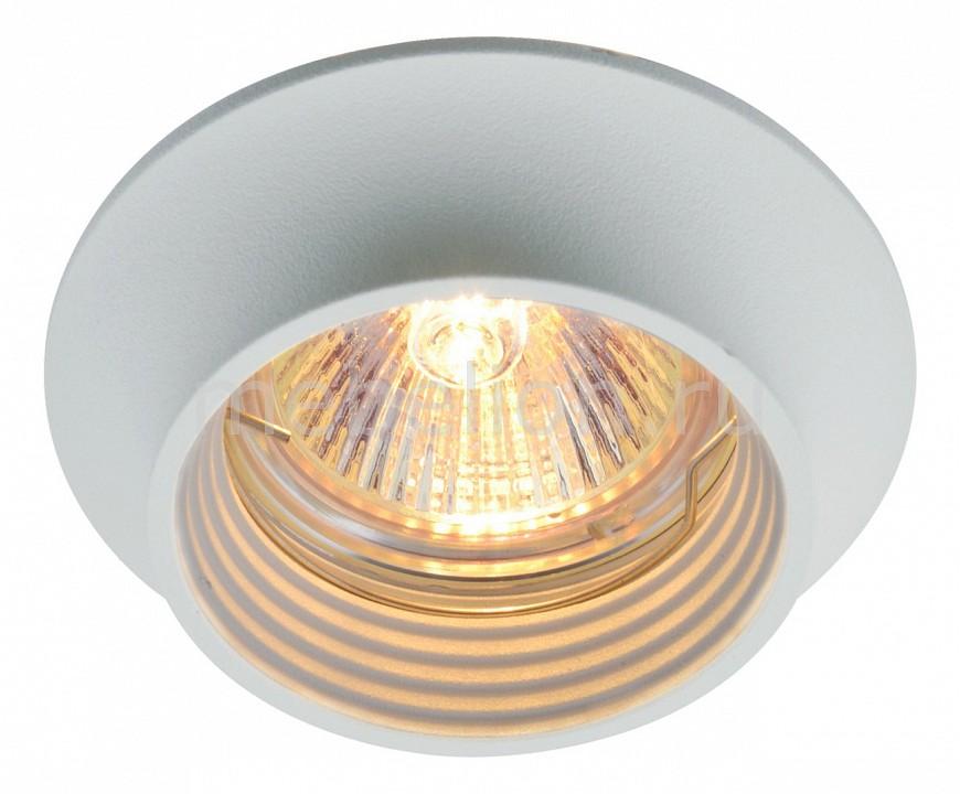 Встраиваемый светильник Arte Lamp A1061PL-1WH Cromo