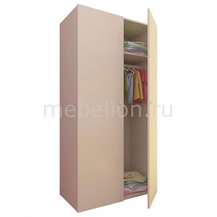 Шкаф платяной Polini Simple