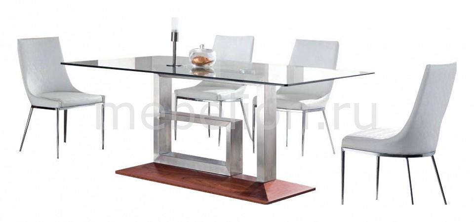 Набор обеденный ESF HA-1411K/Y217 стол обеденный esf ha 1411k 3