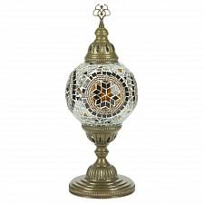 Настольная лампа декоративная Марокко 0915