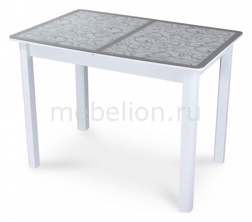 Стол обеденный Гамма ПР-М со стеклом