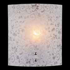 Накладной светильник 2761/1 хром
