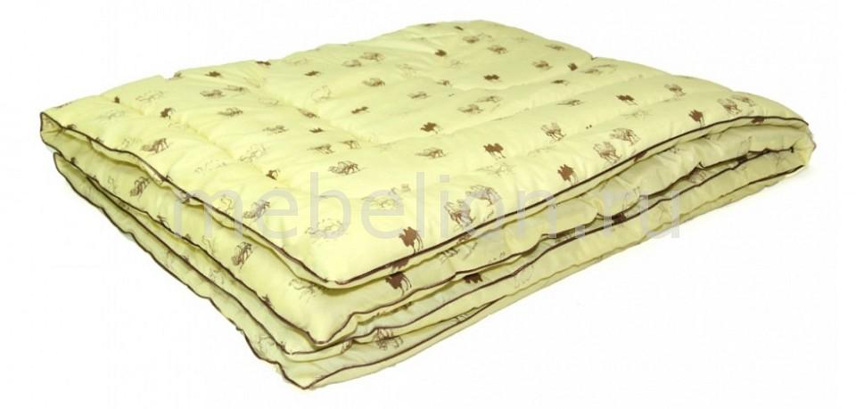 Одеяло полутораспальное ПИЛЛОУ Верблюжья шерсть ЭКО