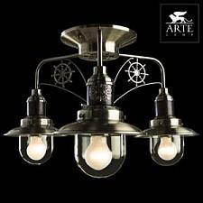 Потолочная люстра Arte Lamp A4524PL-3AB Sailor