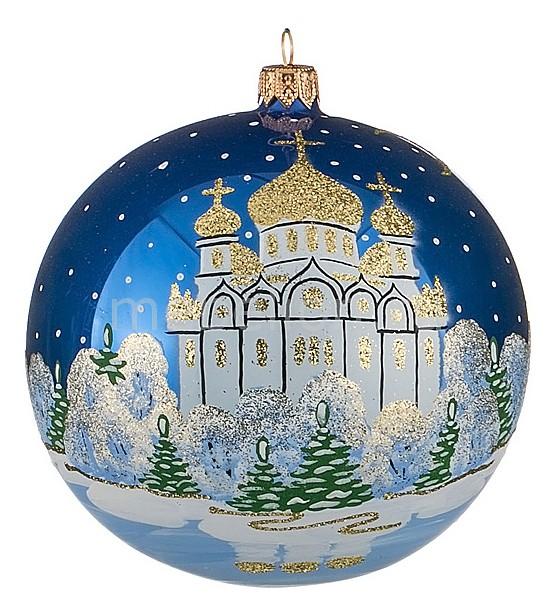 Елочный шар (11 см) Русь 860-449
