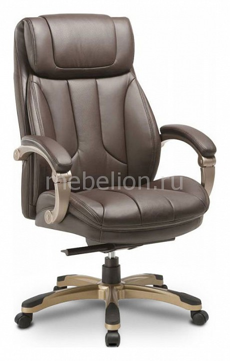 Кресло для руководителя T-9921/BROWN