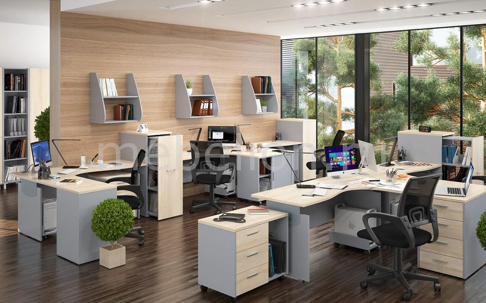 Гарнитур офисный Skyland Offix New стол офисный skyland offix new ocet 169 r