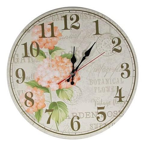 Часы настенные Акита (40 см) AKI C40-1