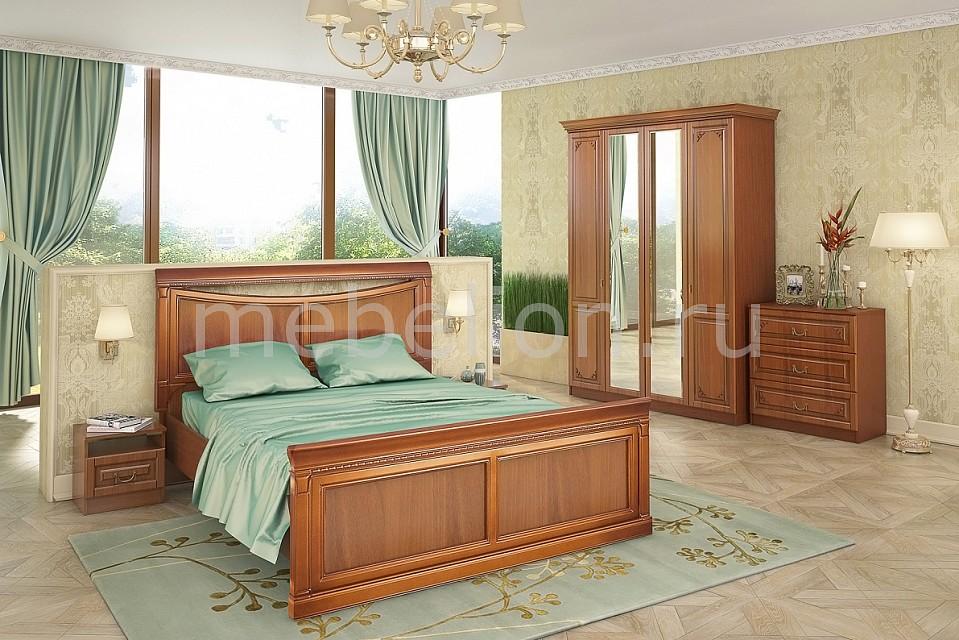 Гарнитур для спальни Диметра  пеленальный комод ульяна 2