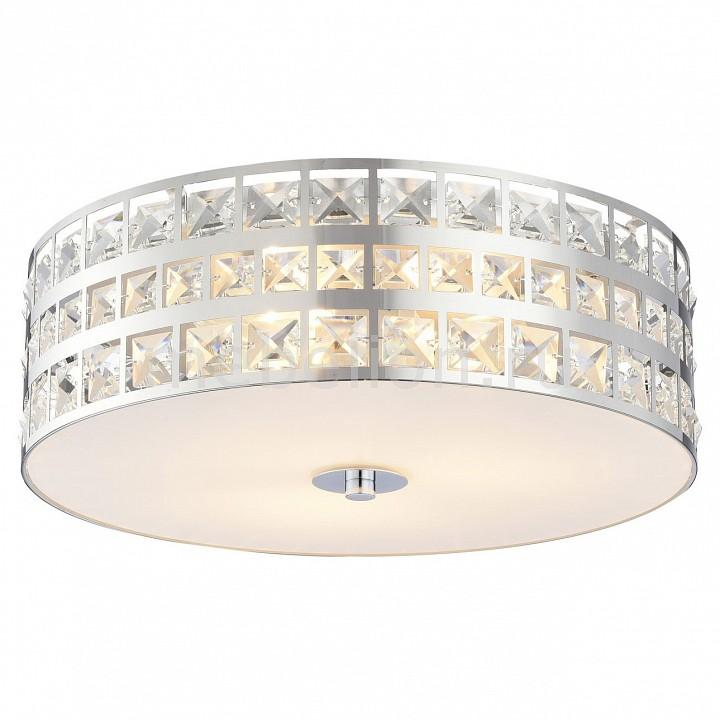 Накладной светильник Arte Lamp Monte Bianco A8201PL-3CC verti lamp 1185 a2 bianco gocce cristallo