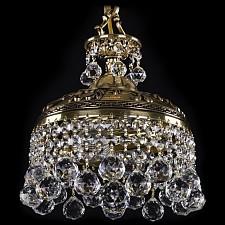 Подвесной светильник Bohemia Ivele Crystal 1778/25/GB/Balls 1778