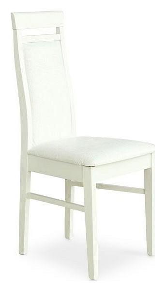 Стул Столлайн Монреаль 01.08 белый/белый крокодил стул цвет мебели f68 8 белый крокодил