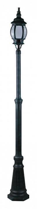Фонарный столб Arte Lamp Atlanta A1047PA-1BG arte lamp фонарный столб arte lamp atlanta a1047pa 1bn