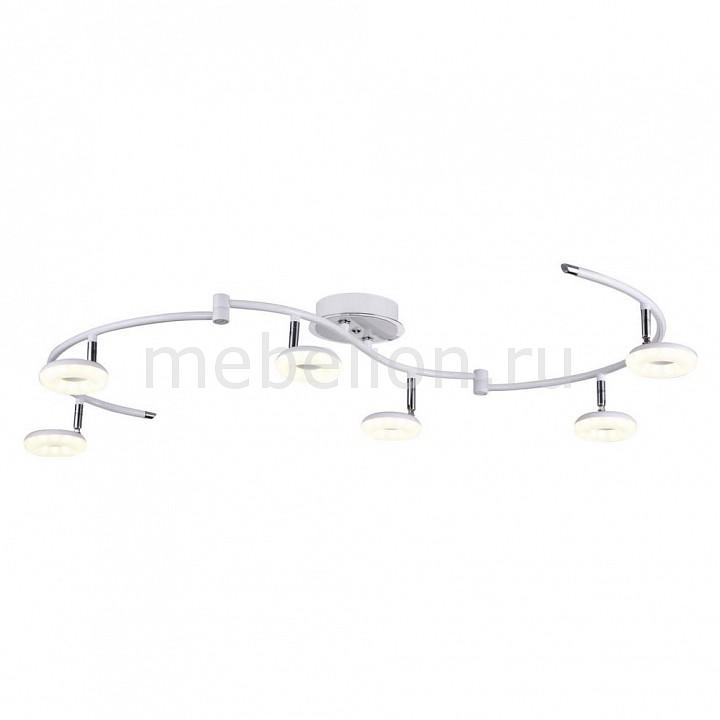 Спот IDLamp ы 390 390/6PF-LEDWhitechrome