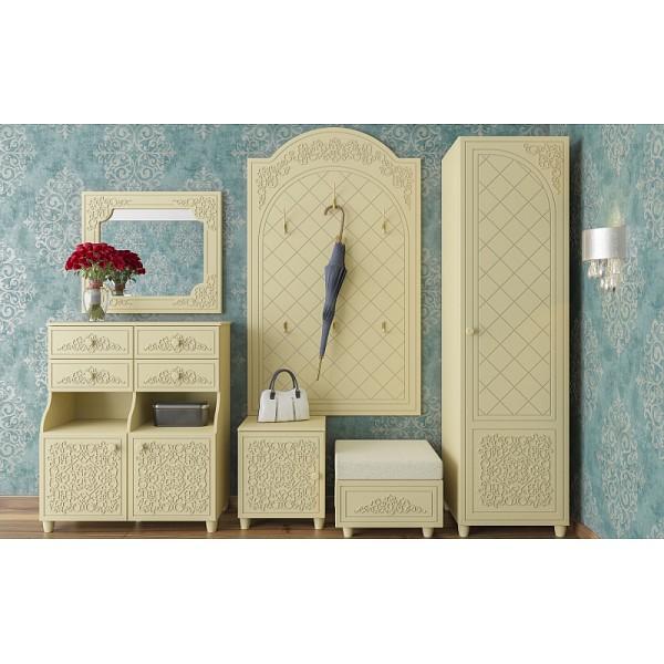 Стенка для прихожей Компасс-мебель