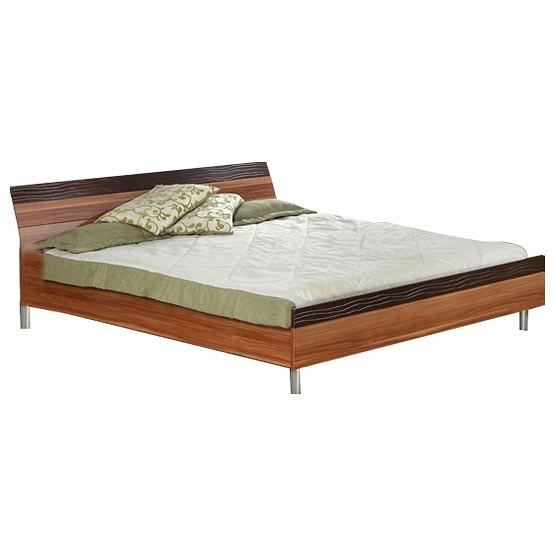 Кровать двуспальная Джордан 4-1812 слива Валлис/венге mebelion.ru 5262.000
