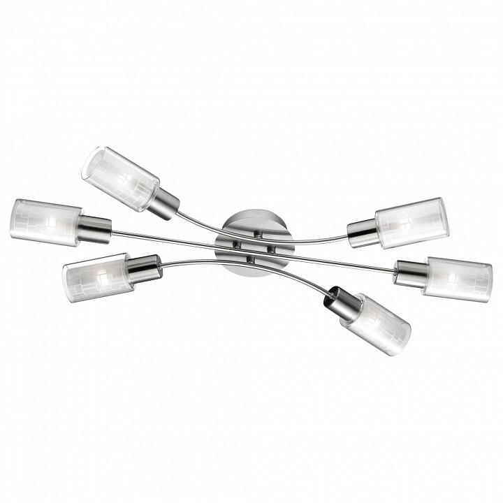 Потолочная люстра Odeon Light Hales 2613/6C odeon light спот odeon light hales 2613 1w