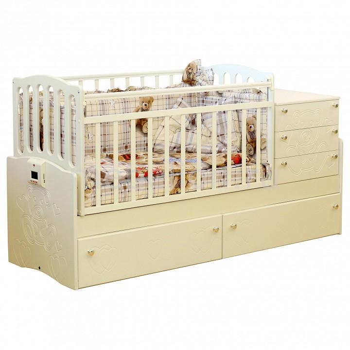 Кроватка-трансформер Укачай-ка Укачай-ка 05 комплект модулей сменных фильтрующих аквафор а5