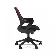 Кресло компьютерное Chairman 820 красный/черный
