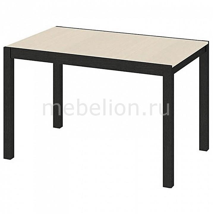 Стол обеденный Мебель Трия Диез Т4 С-295.1  венге/дуб сильвер стол обеденный мебель трия диез т5 с 302 1 венге дуб сильвер